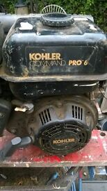 Kohler Command Pro 6 Engine