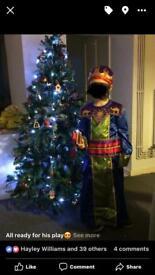 Kings costume