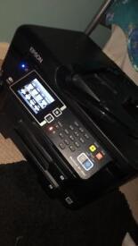 Epson Workforce WF-3640 4-1 (printer, copier, fax, scanner)