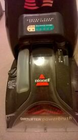 Bissell Proheat Pro-tech Heated Formula Deep Cleaner (carpet cleaner)