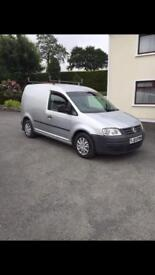 2008 Volkswagen caddy 1.9tdi