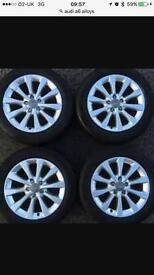 Audi A6 Wheels