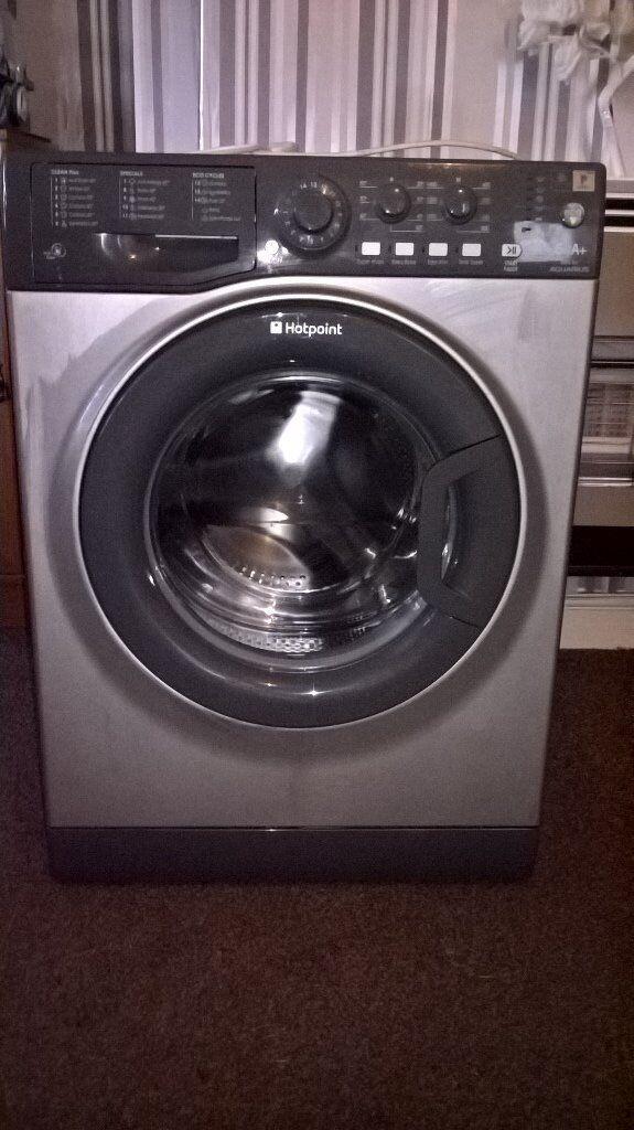 hotpoint washing machine 6kg-silver