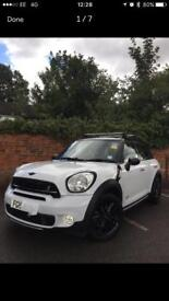 Title: MINI Countryman SD All4. (4WD) with 9 months MINI Warranty, FSH, TLC, one lady owner