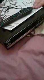 Bush freesat hd with remote