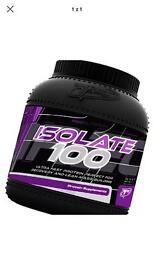 Isolate 100 trec nutrition chocolate-strawbery 1.8kg 60 servings