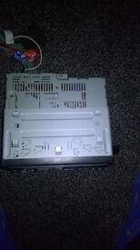 Pioneer KEH-P5730 Car Radio Cassette, detatchable front.