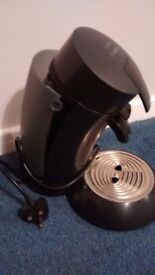Phillips Senseo coffee maker replaced by gift woks fine pods readily available