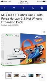 Xbox One S Sealed