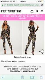 Kourtney Kardashian velvet bodysuit