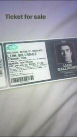 Finsbury Park ticket