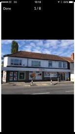1 bed flat in maltby
