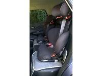 Maxi-Cosi RodiFix Air Protect Group 2 and 3 Car Seat - Black Raven