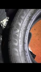 Dunlop Tyre (235/50/R18 97V)