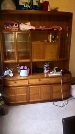 i have a light up display cabinet for sale