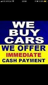 ALL CARS VANS & PICK UP's WANTED CASH WAITING ANY AGE OR CONDITION CALL OR TEXT NOW