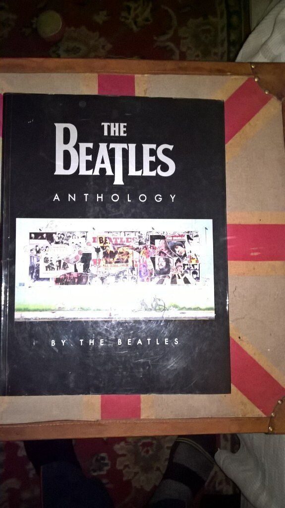 THE BEATLES ANTHOLOGY WRITTEN BY THEMSELVES
