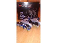 Vivasports Speed 2000 Inline Skates (size 6)
