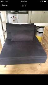 Ikea one seat modular sofa
