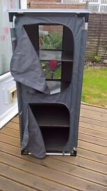 two camping cupboards large one £40 small one £25
