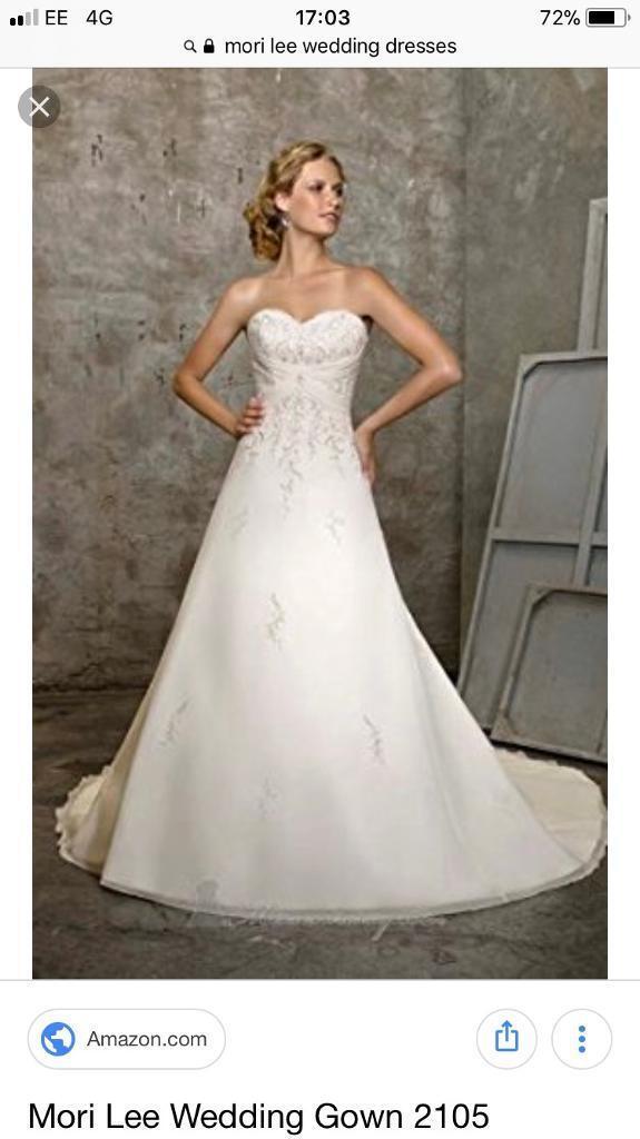 Wedding Dress Castle Bromwich West Midlands GBP25000 Iebayimg 00 S MTAyNFg1NzU