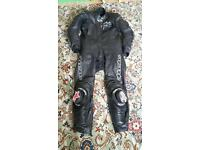 Alpinestar 1 piece leather suit