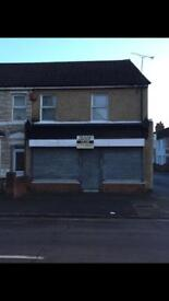 Shop To-Let - Broad Street- Very Spacious