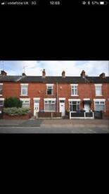 2 bed terraced house hale road Widnes
