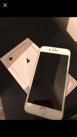 I phone 8 64gb unlocked silver