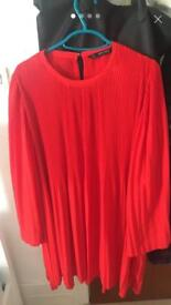 Beautiful Evening Red Dress
