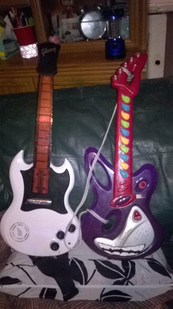 toy guitars