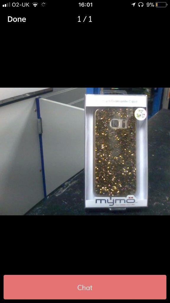 Samsung S7 Diamante Case