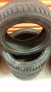 (93) Pneus d'Hiver - Winter Tires 205-55-16 Nokian