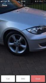 """BMW 17"""" alloy wheels set of 4"""