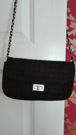 Small black women's bag