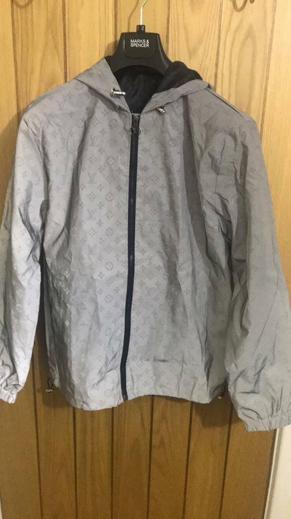 1241372055f Louis Vuitton reflective jacket   in Dewsbury, West Yorkshire   Gumtree