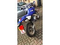 Yamaha Dt 125 re 2006 1 year mot