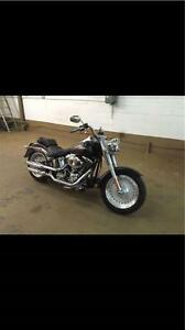 2009 Harley-Davidson FLSTF Fat Boy Touring -