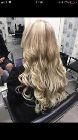 Hair extensions by Michaela 💇♀️