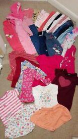 girls 9-12/12-18 bundle
