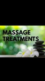 Relaxing and Relieving Massage