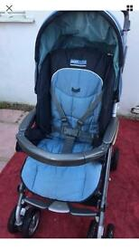 Mamas And Papas Pliko p3 Pramette Buggy Stroller Pushchair Pram