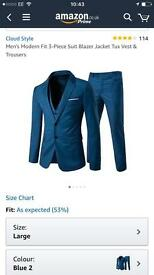 Wedding suit Size Large *PRICE DROP*