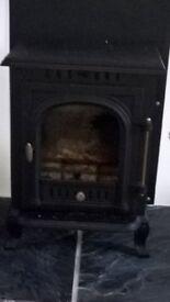 5 kw multifuel woodburning stove