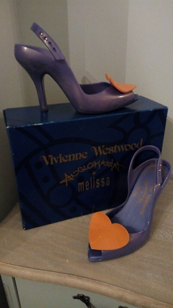 cfe804fd9af Vivienne Westwood Melissa shoes (Size 5) | in Maryhill, Glasgow | Gumtree