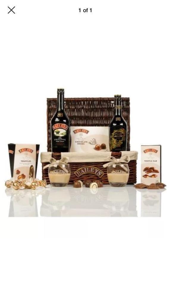 Baileys hamper gift set