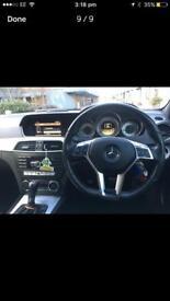 AMG 2011 CCLASS 83K P/X £7650!!