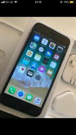 Iphone 6s,unlocked,64GB internal memory,full boxed