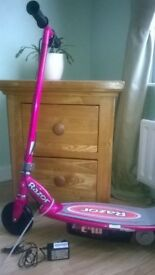 BRAND NEW Pink Razor Scooter REDUCED FOR QUICK SALE !