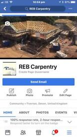 Carpentry/businesses reb carpentry